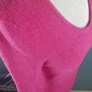 Sarah Spencer Tops - Pink Sarah Spencer Nylon Top Size M